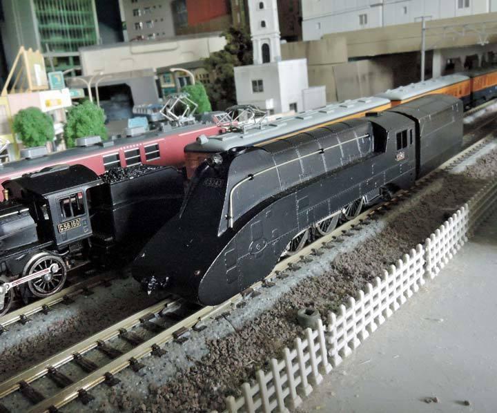 車両・蒸気機関車: 光山市交通局のブログです